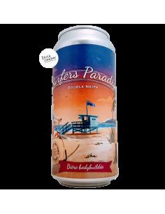 Bière Surfers Paradise Double NEIPA 44 cl Brasserie Piggy Brewing