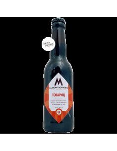 Bière Tovaritch Barrel Aged Russian Socialist Stout 33 cl Micro Brasserie La Montagnarde