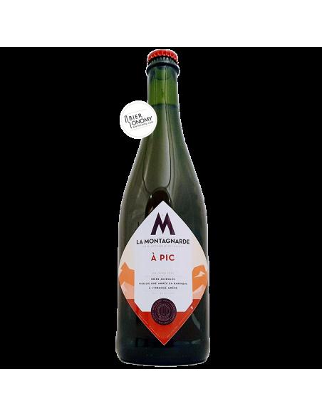Bière À Pic Sour Barrel Aged 75 cl Micro Brasserie La Montagnarde