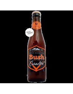 Bière Bush Caractère Ambrée 33 cl Brasserie Dubuisson