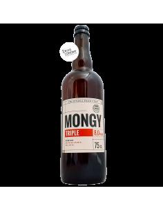 Bière Mongy Triple 75 cl Brasserie Cambier