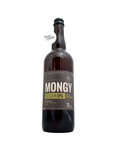 Bière Mongy Session IPA 75 cl Brasserie Cambier