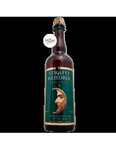 Bière Straffe Hendrik Brugs Tripel 75 cl Brasserie Brouwerij De Halve Maan