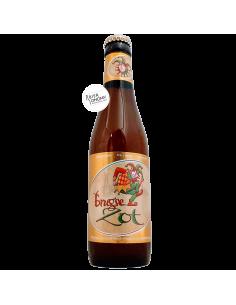 Bière Brugse Zot Blonde 33 cl Brasserie Brouwerij De Halve Maan