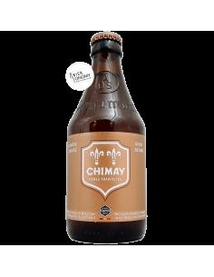Bière Chimay Dorée Blonde Patersbier 33 cl Brasserie de l'Abbaye de Scourmont