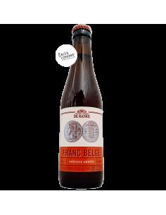 Bière Franc Belge Pale Ale Ambrée 33 cl Brasserie Brouwerij De Ranke