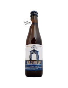 Bière Guldenberg Belgian Tripel 33 cl Brasserie Brouwerij De Ranke