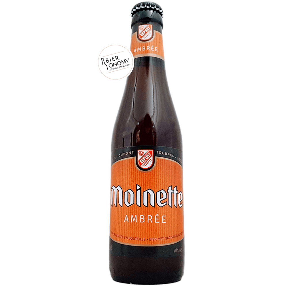 Bière Moinette Ambrée 33 cl Brasserie Dupont