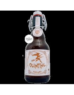 Bière Quintine Nature Belgian Blonde 33 cl Brasserie des Légendes