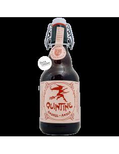 Bière Quintine Ambrée 33 cl Brasserie des Légendes