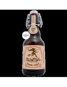 Bière Quintine Blonde 33 cl Brasserie des Légendes