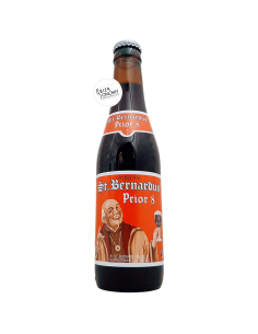 Bière St Bernardus Prior 8 Belgian Dubbel 33 cl Brouwerij St.Bernardus