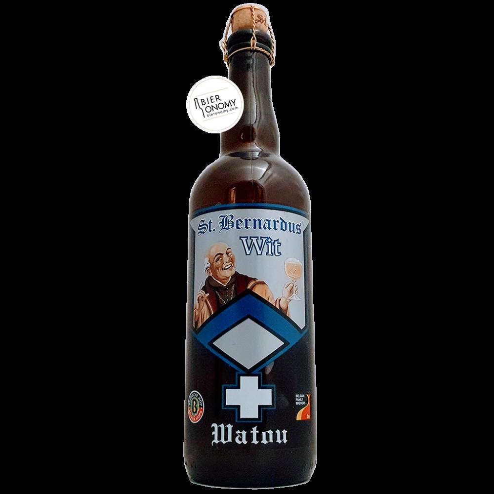 Bière St Bernardus Wit Wheat Beer 75 cl Brouwerij St.Bernardus