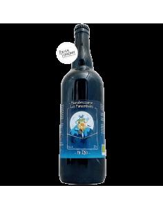 Bière Mr IBU Black IPA 75 cl Microbrasserie Les Funambules