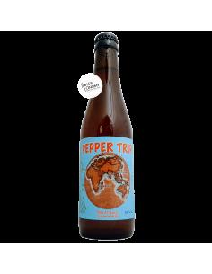 Bière La Pepper Trip Saison Impériale 33 cl Brasserie Thiriez