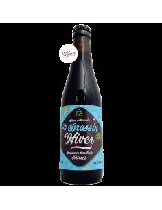 Bière Le Brassin d'Hiver Ambrée 33 cl Brasserie Thiriez