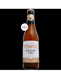 Bière Grand Cru Brasserie St-Feuillien Belgian Strong Golden Ale 33 cl