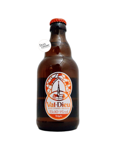 Bière Triple Belgian Tripel 33 cl Brasserie de l'Abbaye du Val-Dieu