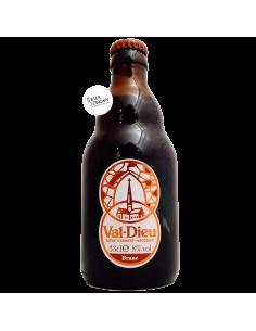 Bière Brune Belgian Dubbel 33 cl Brasserie de l'Abbaye du Val-Dieu