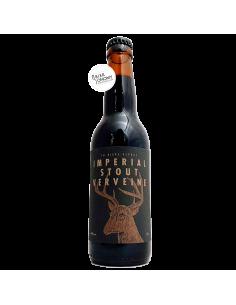 Bière Imperial Stout Verveine 33 cl Brasserie Veyrat