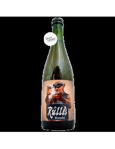 La Rulles Blonde 75 cl Brasserie Artisanale de Rulles