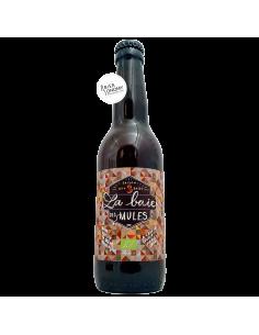 Bière La Baie des Mules Spiced Saison 33 cl Brasserie La Vieille Mule