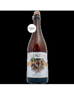 Bière Blonde Belgian Tripel 75 cl Brasserie Lupulus