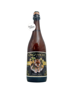 Bière Organicus Belgian Tripel 75 cl Brasserie Lupulus