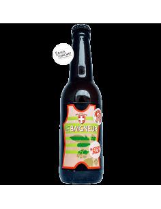 Nation'Ale Bière de Récolte 33 cl Brasserie Le Baigneur