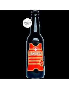Bière Hiver Winter Red Ale 33 cl Brasserie Le Baigneur