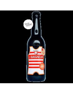 Bière Ambrée Amber Ale 33 cl Brasserie Le Baigneur
