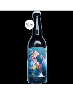 Bière Snowmaker Hazy IPA 33 cl Brasserie Galibier