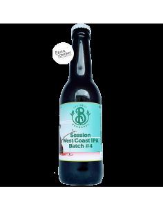 Bière Éphémère 4 Session West Coast IPA 33 cl Brasserie Les Deux Branches