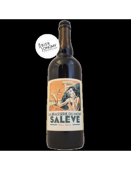 Bière Hors-Série Saison Acidulée Abricot 75 cl Brasserie du Mont Salève