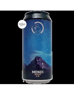 Bière MENDI New England Pale Ale 44 cl Brasserie La Superbe