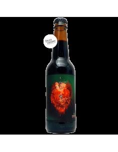 Bière Sacred Heart VI Eisbock Imperial Stout Caramel 33 cl Brasserie La Débauche