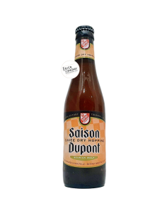 Bière Saison Dupont Cuvée Dry Hopping Styrian Wolf 33 cl Brasserie Dupont