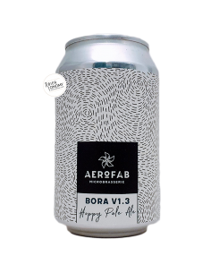 Bière Bora V1.3 Hoppy Pale Ale 33 cl Brasserie Aerofab