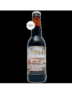 Bière Vanilla Quest Imperial Oatmeal Stout 33 cl Brasserie Piggy Brewing