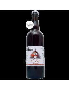 Bière 6° Est Ambrée 75 cl Brasserie du Faucigny