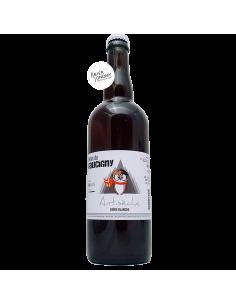 Bière Antisèche Blanche 75 cl Brasserie du Faucigny