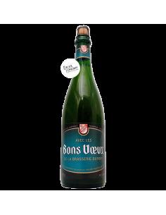 Bière Avec Les Bons Voeux Saison Forte 75 cl Brasserie Dupont