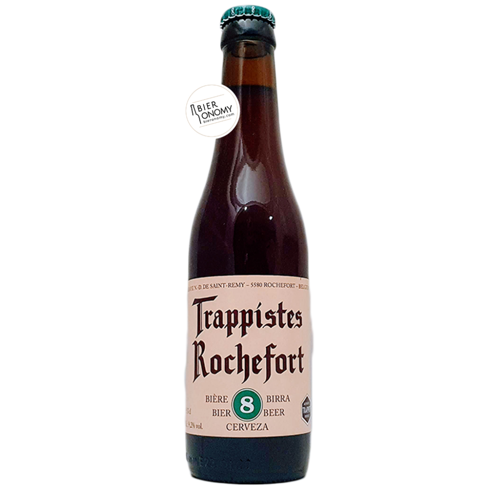 Bière Trappistes Rochefort Belgian Strong Dark Ale 8 33 cl