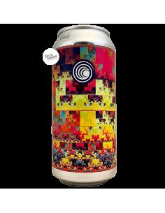 Bière Tessellation New England IPA 44 cl Brasserie Maalstroom x Baxbier
