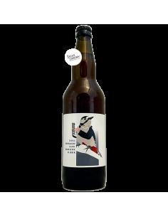 Bière Triple Bourgogne Blanc 2020 La Part Des Hommes 12 66 cl Brasserie Elixkir