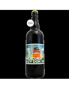 Bière HAZY DDH IPA 75 cl Brasserie Malacuria