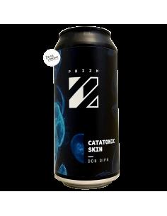 Bière Catatonic Skin DDH DIPA 44 cl Brasserie PRIZM