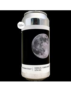 Bière Imperial Russian Stout Vanille Chene Americain 44 cl Brasserie Popihn