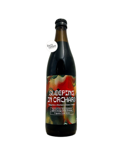 Bière Sleeping In Orchard Imperial Porter 50 cl Brasserie Maltgarden