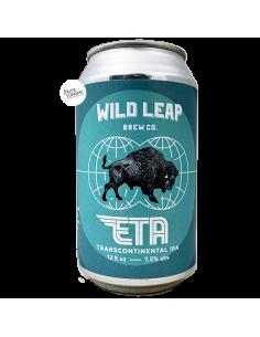Bière ETA IPA 35,5 cl Brasserie Wild Leap